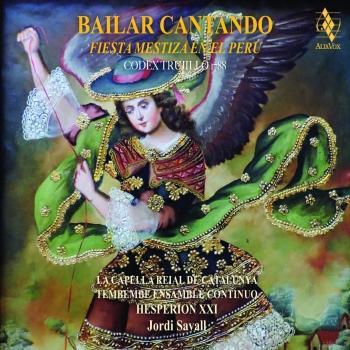 Cover Bailar Cantando
