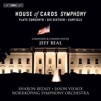 Cover Jeff Beal: House of Cards Symphony
