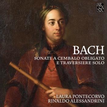 Cover Bach: Sonate a cembalo obligato e traversiere solo