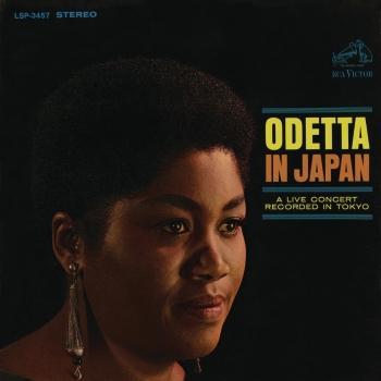 Cover Odetta in Japan (Live)