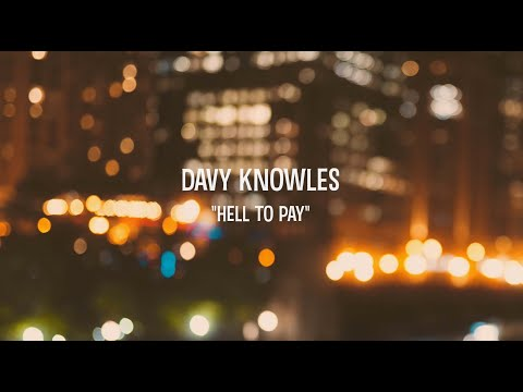Video Davy Knowles - 'Hell To Pay'