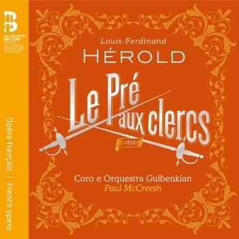 Cover Herold: Le pre aux clercs