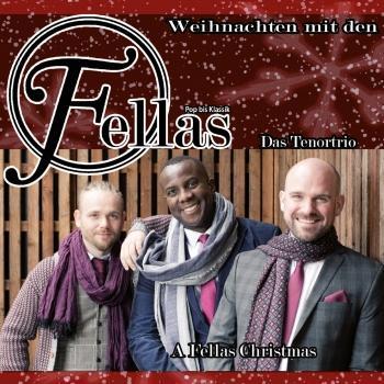 Cover Weihnachten mit den Fellas