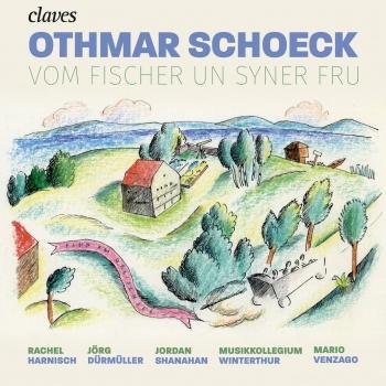 Cover Othmar Schoeck: Vom Fischer un syner Fru, Op. 43