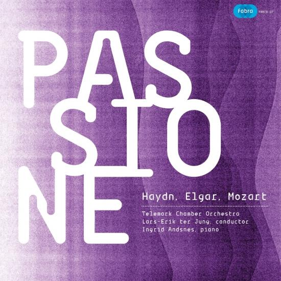 Cover Passione: Haydn, Elgar, Mozart