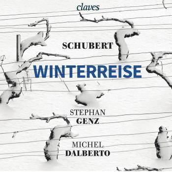 Cover Schubert: Winterreise, D. 911