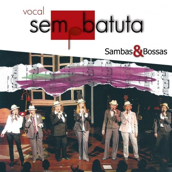 Cover Sambas e Bossas