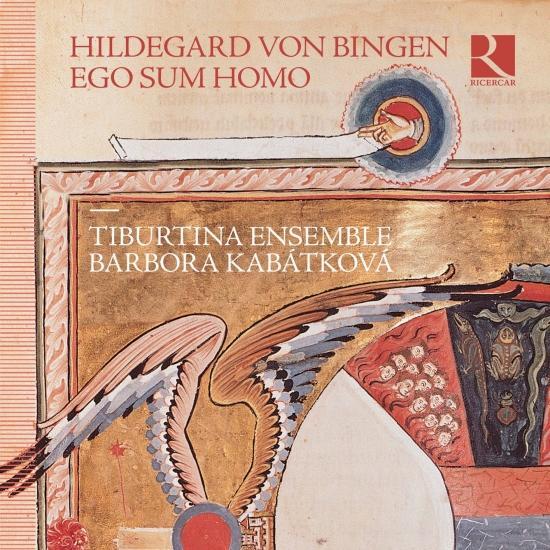Cover Hildegard von Bingen: Ego sum homo
