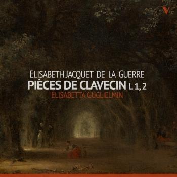 Cover Jacquet de La Guerre: Pièces de clavecin, Books 1 & 2