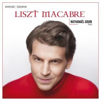 Cover Liszt Macabre