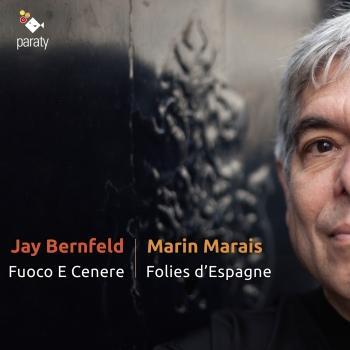 Cover Marin Marais: Folies d'Espagne & Pièces de viole
