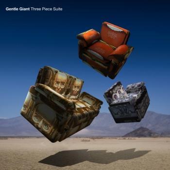 Cover Three Piece Suite (Steven Wilson Mix)