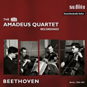 Cover The RIAS Amadeus Quartet Beethoven Recordings (Remastered)
