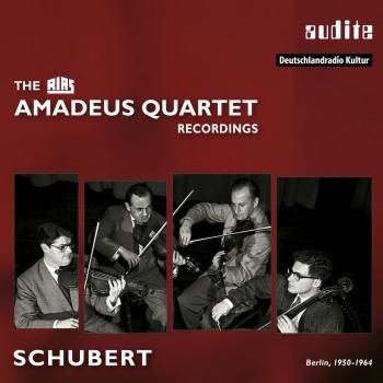 Cover The RIAS Amadeus Quartet Schubert Recordings, Vol. 2 (Remastered)