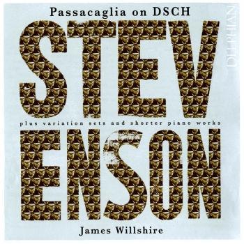 Cover Stevenson: Passacaglia on DSCH