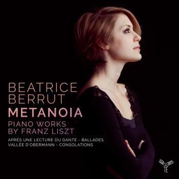 Cover Franz Liszt: Metanoia