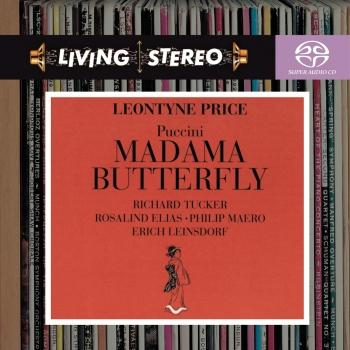 Cover Puccini: Madama Butterfly