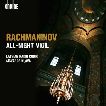 Cover Rachmaninov: All-night Vigil, Vespers