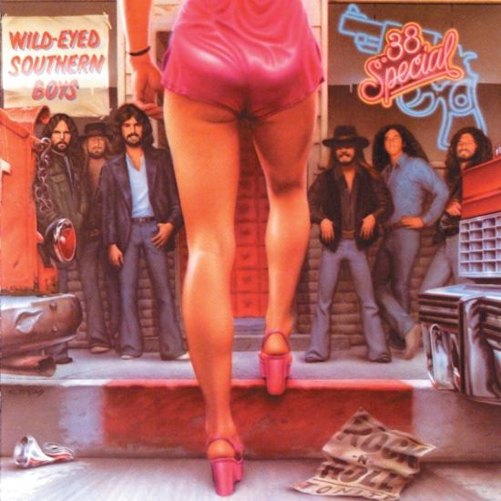 Cover Wild-Eyed Southern Boys (Remastered)