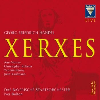 Cover Händel: Xerxes (Remastered)