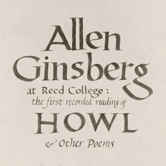 Cover At Reed College: The First Recorded Reading of Howl & Other Poems (Remastered)