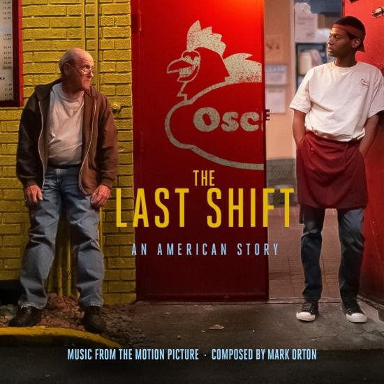 Cover The Last Shift