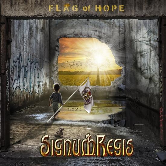 Cover Flags of Hope (Remixed & Remastered 2021)
