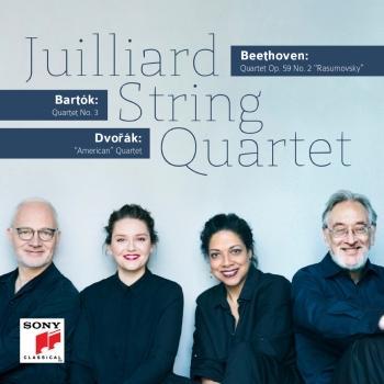 Cover Beethoven - Bartók - Dvorák: String Quartets