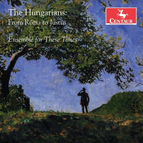 Cover The Hungarians: From Rózsa to Justus