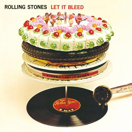 Cover Let It Bleed