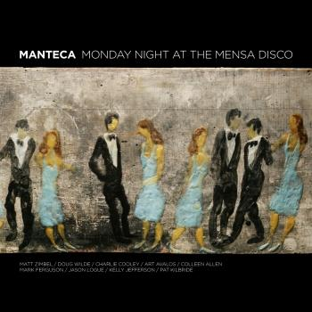 Cover Monday Night at the Mensa Disco