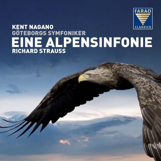 Cover Eine Alpensinfonie
