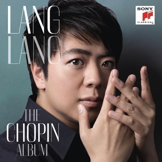 Cover Lang Lang: The Chopin Album