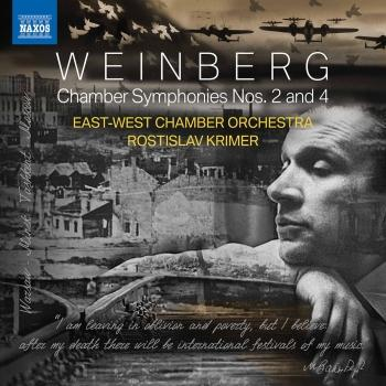 Cover Weinberg: Chamber Symphonies Nos. 2 & 4