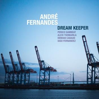 Cover Dream Keeper