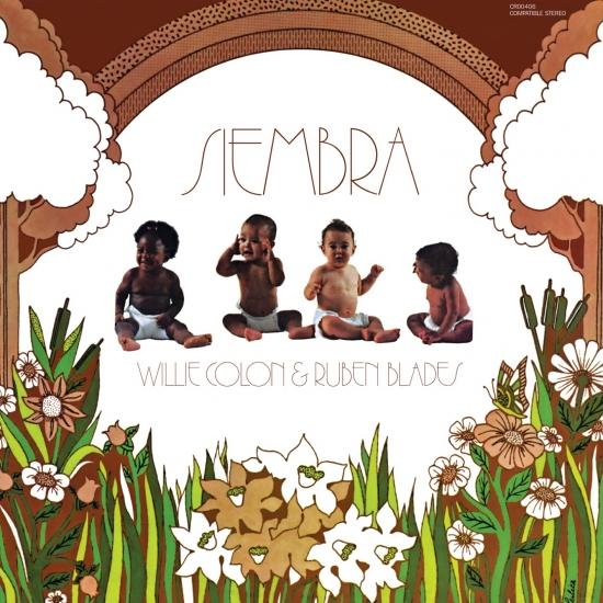 Cover Siembra (Remastered)