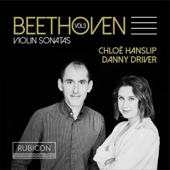 Cover Beethoven: Violin Sonatas, Vol. 3