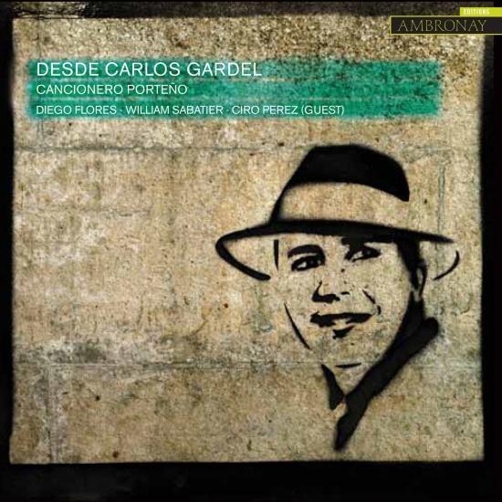 Cover Cancionero porteño: Desde Carlos Gardel