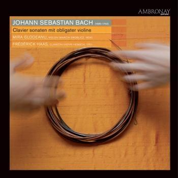 Cover Clavier sonaten mit obligater Violine