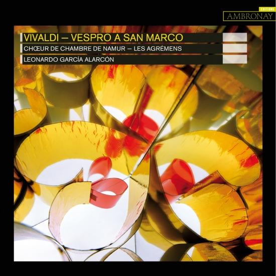 Cover Vivaldi: Vespro a San Marco