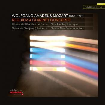 Cover Mozart: Requiem & Clarinet Concerto