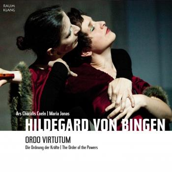 Cover Hildegard von Bingen: Ordo Virtutum