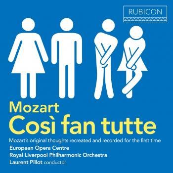 Cover Mozart: Cosi fan tutte