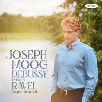 Cover Debussy: 12 études - Ravel: Gaspard la nuit