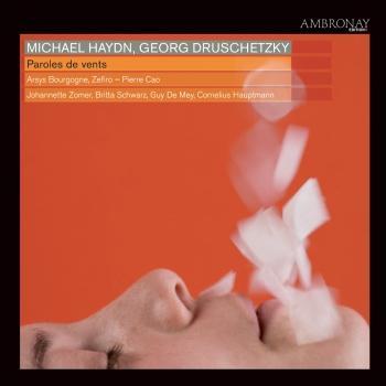 Cover Haydn & Druschetzky: Paroles de vents