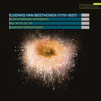 Cover Beethoven: Con intimissimo sentimento