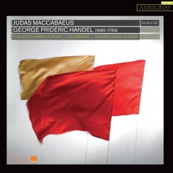 Cover Handel: Judas Maccabaeus