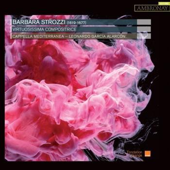 Cover Strozzi: Virtuosissima compositrice