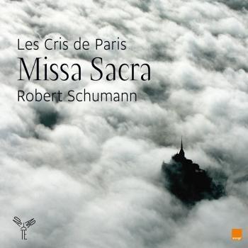 Cover Robert Schumann: Missa Sacra