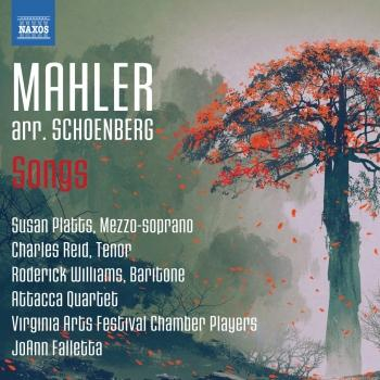 Cover Mahler: Songs (Arr. A. Schoenberg)